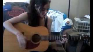 "Casey Donahew Band ""High"" Cover Song- Amelia Kyle Browning"