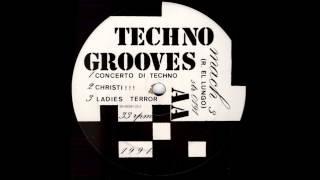 Techno Grooves - Concerto di Techno (1991)