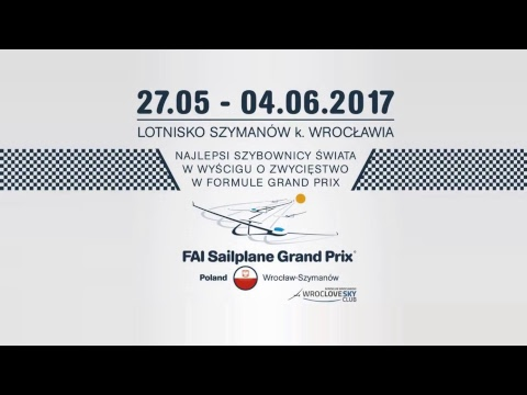 FAI Sailplane Grand Prix Poland 2017: Practice day 1