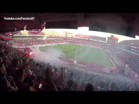 Independiente - Boca   la hinchada