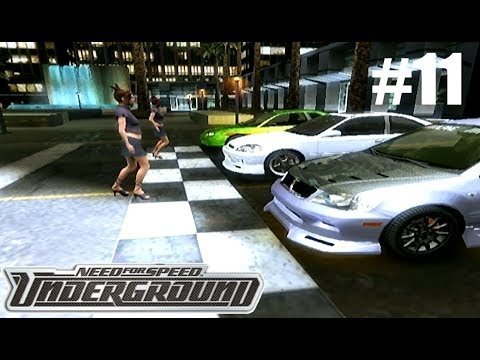 Need for Speed Underground | Gameplay | Moving On Up | #11