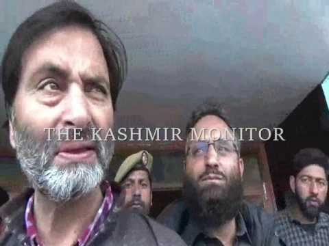 Yasin Malik taken to Khyber hospital for check-up
