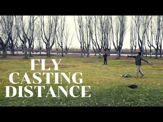 FLY CASTING DISTANCE TRAINING