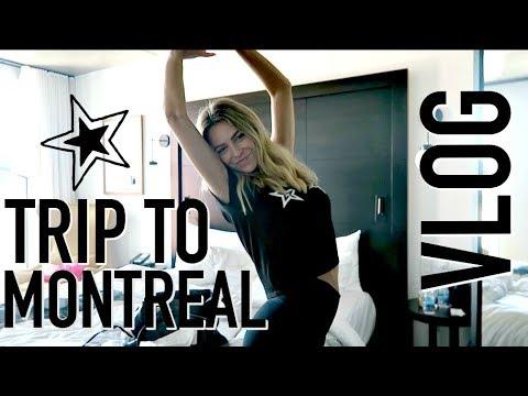 Trip To Montreal VLOG | MEL WEEKLY #35