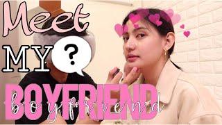 My boyfriend does my make-up ❤️ (with a twist)