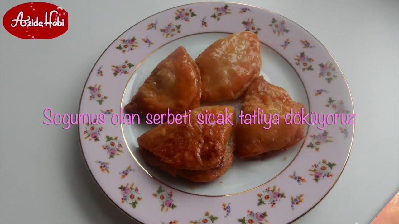 Fıstıkzade Tatlısı Tarifi