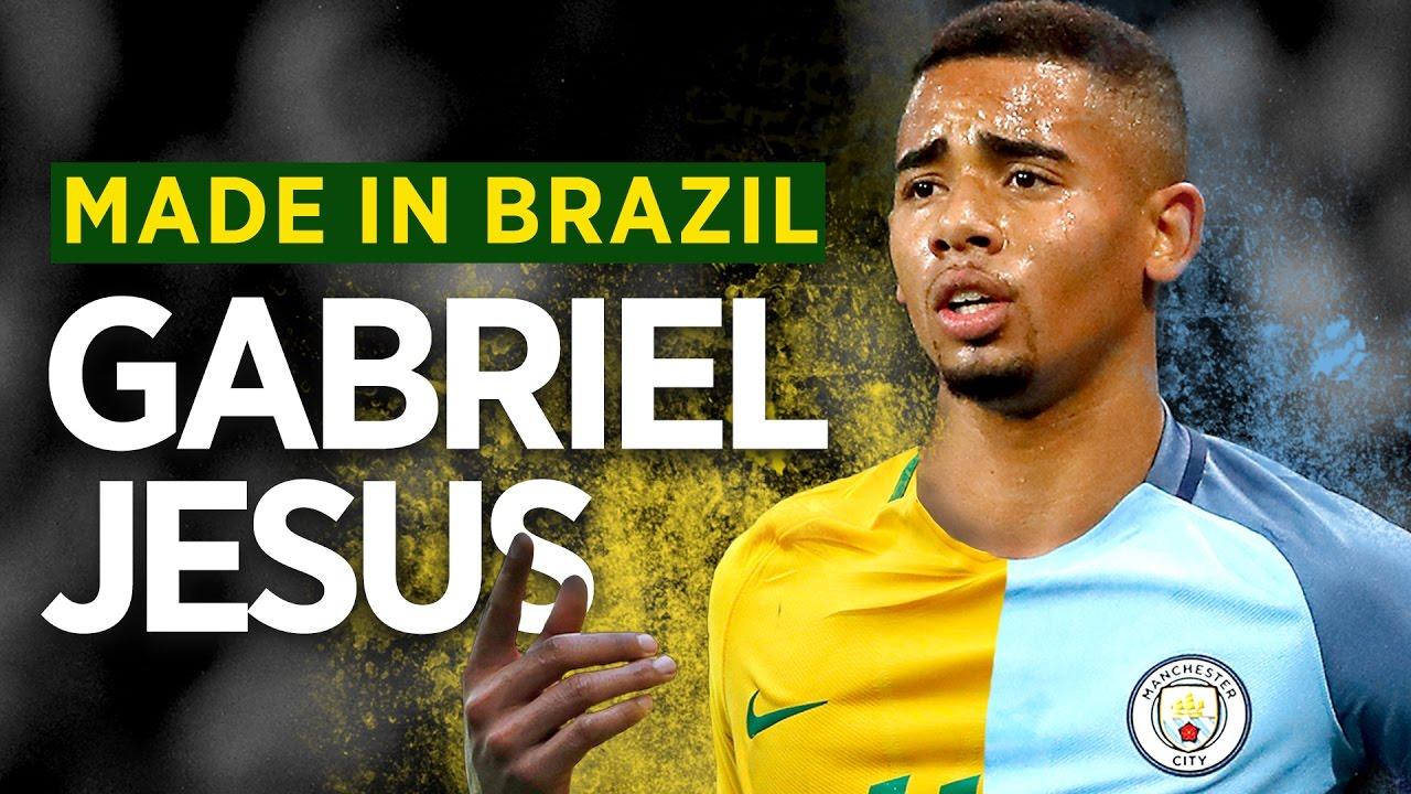 Gabriel jesus documentary made in brazil youtube for Gabriel jesus squadre attuali