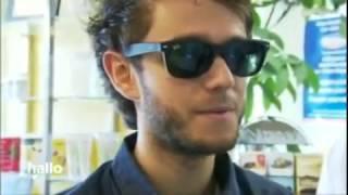 ZDF Hallo Deutschland - zu Besuche bei DJ Zedd im Studio