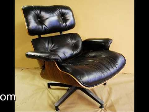 Herman Miller Eames Lounge Chair - How to fix broken shockmounts and arms & Herman Miller Eames Lounge Chair - How to fix broken shockmounts and ...
