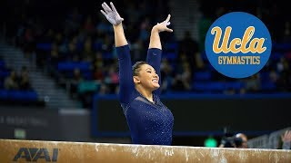 Former Elite Gymnasts in Training: UCLA Team