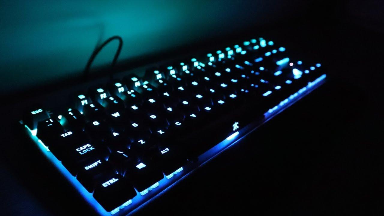 0d0026e6746 Fnatic Streak Mini Gaming Mechanical Keyboard Review! - YouTube
