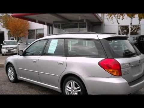 2005 Subaru Legacy 4door Wagon Station Wagon In South