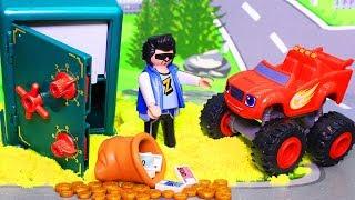 Мультики для детей! Вспыш и чудо-машинки спешат на помощь – Развивающий мультфильм