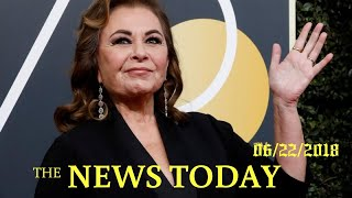 ABC Announces 'Roseanne' Spinoff TV Series | News Today | 06/22/2018 | Donald Trump