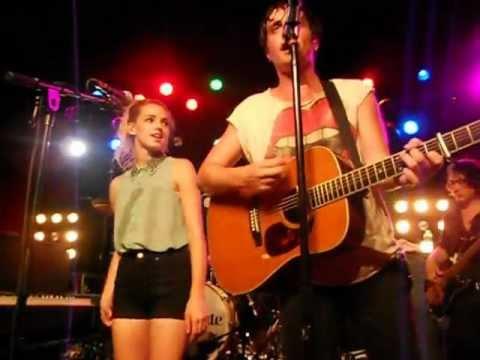 Will Anderson & Katelyn Tarver - Stars Go Blue.AVI