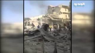 عشرات الضحايا بسقوط طائرة في أريحا بإدلب – الين حلاق    3-8-2015