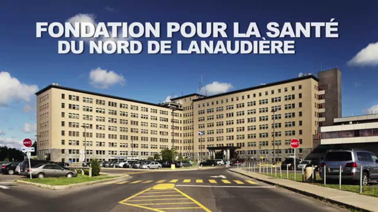 Fondation pour la Santé du Nord de Lanaudière, finaliste Excelsiors 2014 - OBNL budget d'op. de +1M$