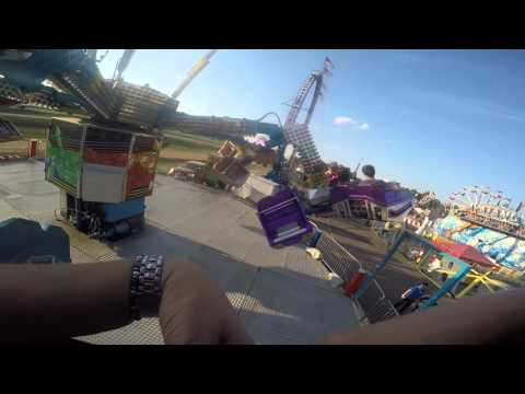 Orbiter Ride at the Four States Fair in Texarkana
