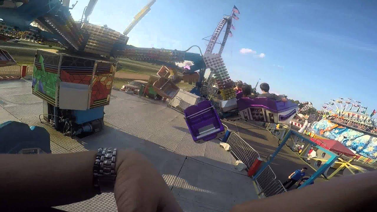 Orbiter Ride At The Four States Fair In Texarkana Youtube