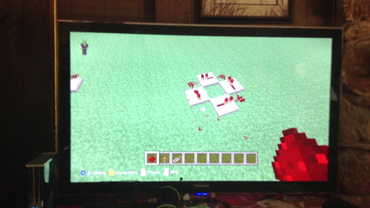 how to make a infinate loop with redston for minecraft