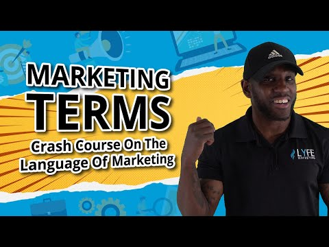 Digital Marketing Terms EXPLAINED [A Crash Course On The Language Of Marketing]