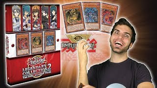 Epic YuGiOh Legendary Collection 2, Duel Academy Years Opening! The Sacred Beasts INVADE! OH BABY!!