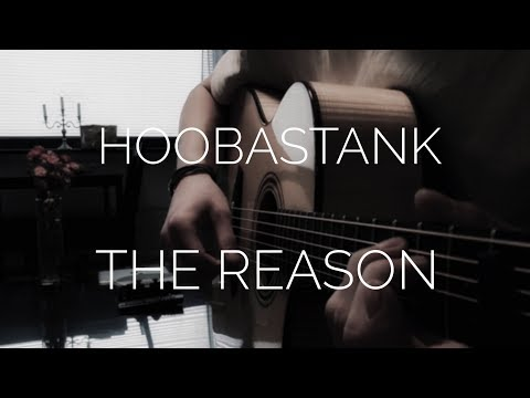 Hoobastank - Reason Fingerstyle Guitar Cover
