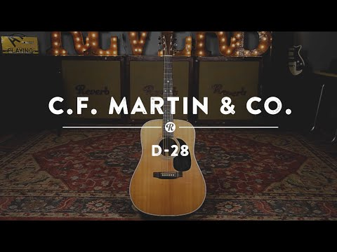Martin D-28 | Reverb Demo Video