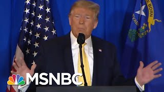 Nicolle: Trump's Comments On Roger Stone Have Us On 'Pardon Watch' | Deadline | MSNBC
