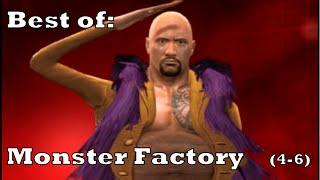 Best of Monster Factory: Episodes 4-6