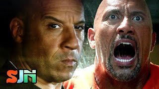 The Fate of the Furious Trailer: Why did Dom go bad!?!