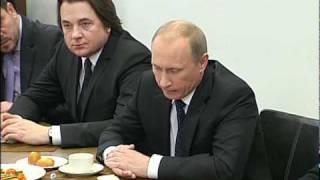 Путин про милицейское сопровождение