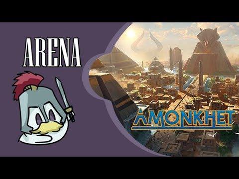 MTG Arena - Deck Tech - Amonkhet Singleton - Boros Aggro | Singleton Deck