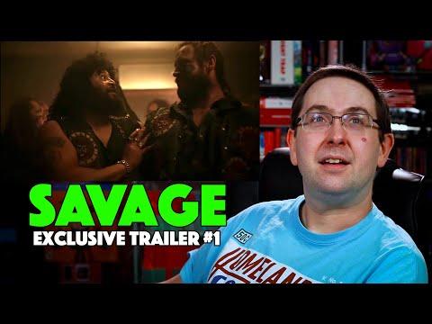 REACTION! Savage Exclusive Trailer #1 – Jake Ryan Movie 2021