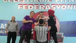 Türkiye bilek güreşi şampiyonası 2016 arm-wrestling turkey