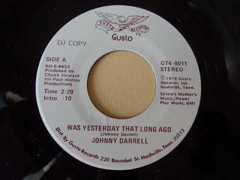 "Johnny Darrell ""Spanish Song"""