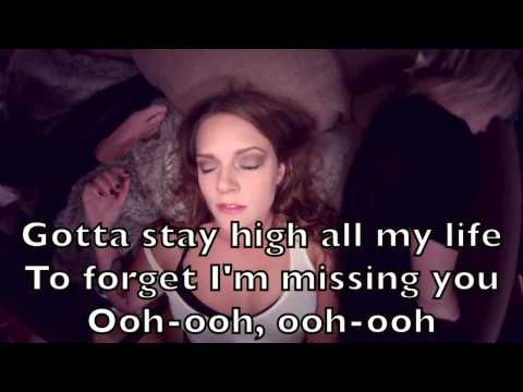 Tove Lo - Habits (Stay High) Karaoke Acoustic Instrumental Cover Backing Track + Lyrics