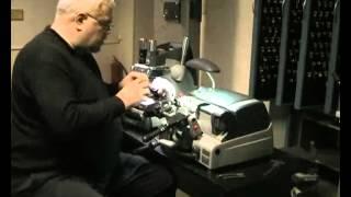 Изготовление сувальдных ключей на станке Technica