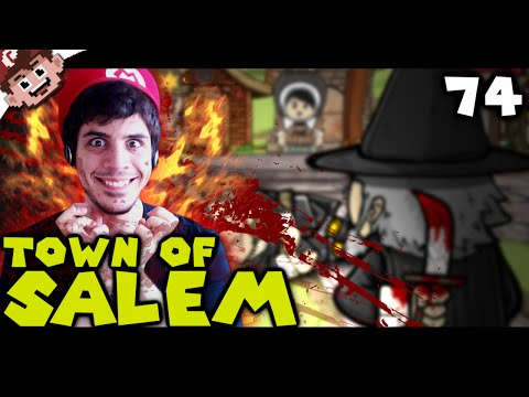 Chilled is SUPER Evil (The Derp Crew: Town of Salem - Part 74)