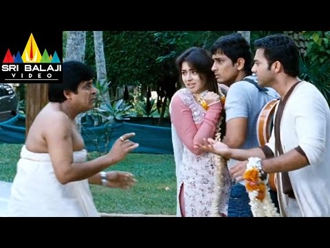 Oh My Friend Telugu Full Movie Part 7/11| Siddharth, Shruti Haasan, Hansika | Sri Balaji Video