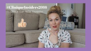 clinique even better foundation review south african youtuber