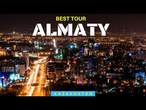 Almaty Tour | 4 Nights Almaty Tourism Package | Kazakhstan FAM TOUR