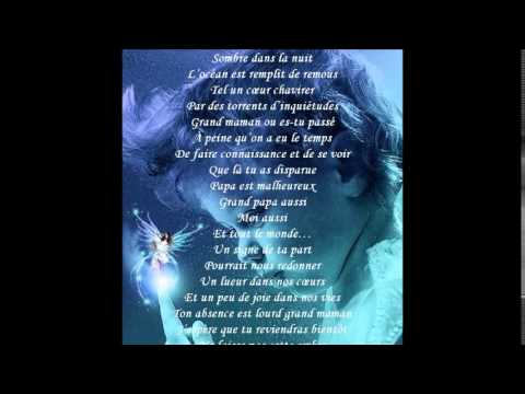 Proverbe Damour Pour Sa Maman Mamie Texte Grand Mere Decedee