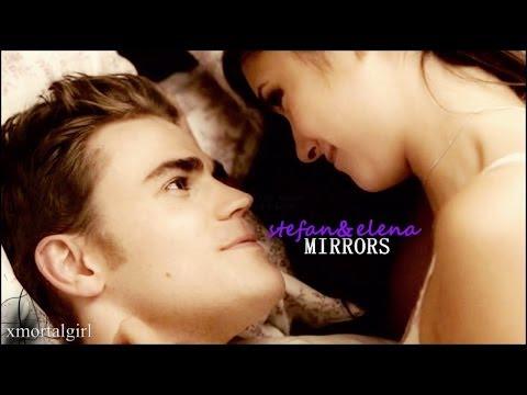 Stefan&Elena | its like you`re my mirror
