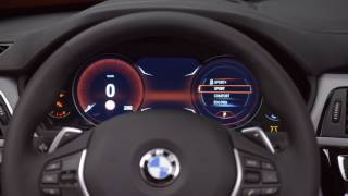 2017 BMW 4 Series Convertible facelift interior design