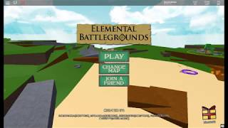 roblox elemental battlegrounds (FENIX) lo consegui!