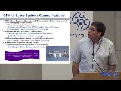 Delay / Disruption Tolerant Networking (DTN) Security Key Management - Fred Templin