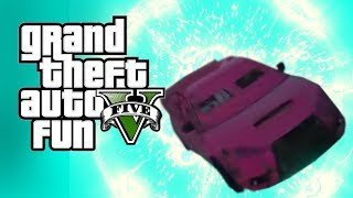 GTA V Funny Moments - Hey Lads, Police Chase, Sky Diving