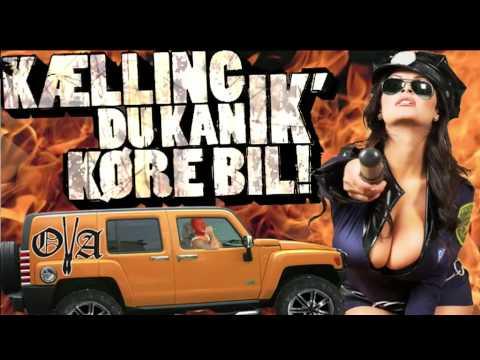 OA - Kælling Du Kan Ikke Køre Bil (Kvinder kan ikke køre bil) - dansk rap