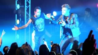 "Backstreet Boys. Foxwoods. ""Get Down"" 12/28/12"